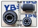 HP9000/9050 Pickup Roller RF5-3403-000