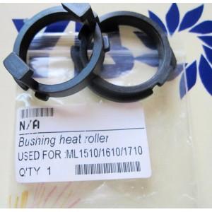 Bushing heat roller